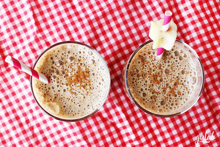 Frappuccino com castanha