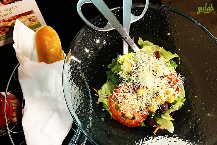Salada Refil
